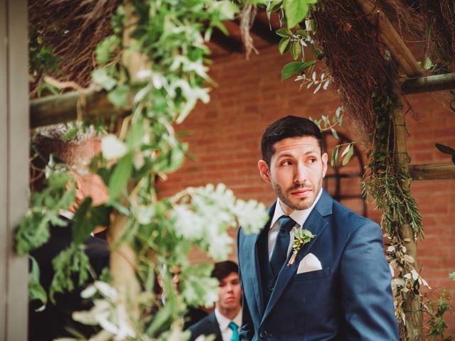 Il matrimonio di Joshua e Melissa a Montepulciano, Siena 9