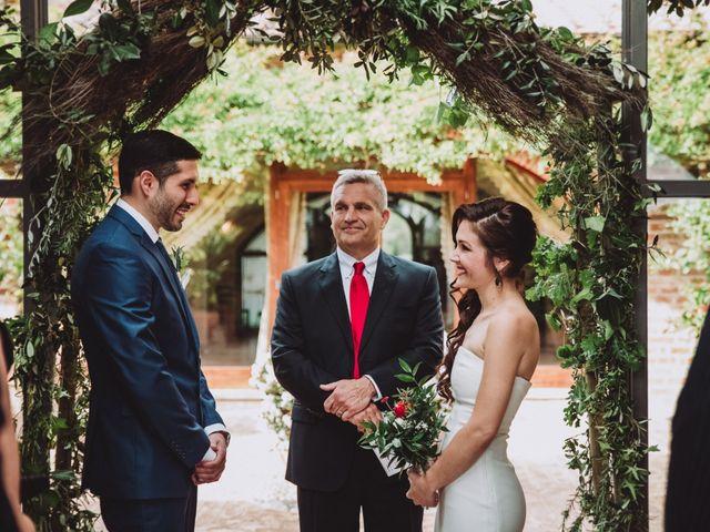 Il matrimonio di Joshua e Melissa a Montepulciano, Siena 12