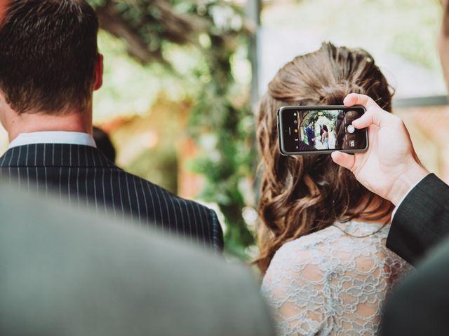 Il matrimonio di Joshua e Melissa a Montepulciano, Siena 13