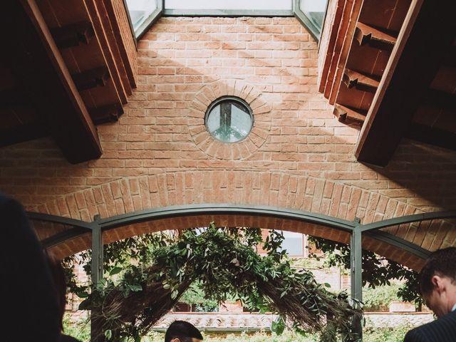 Il matrimonio di Joshua e Melissa a Montepulciano, Siena 15