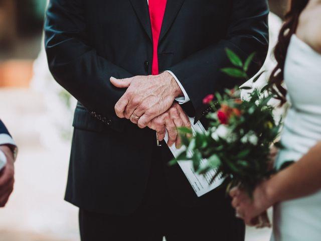 Il matrimonio di Joshua e Melissa a Montepulciano, Siena 16