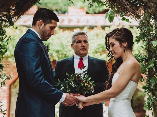 Il matrimonio di Joshua e Melissa a Montepulciano, Siena 17