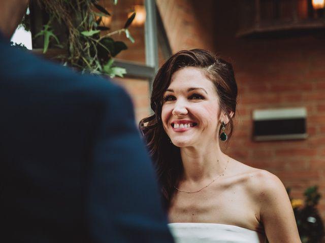 Il matrimonio di Joshua e Melissa a Montepulciano, Siena 18