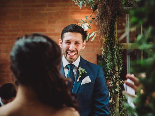 Il matrimonio di Joshua e Melissa a Montepulciano, Siena 19