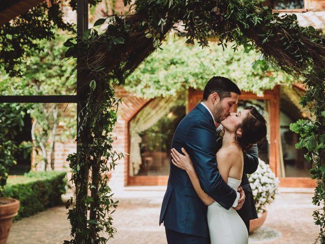 Il matrimonio di Joshua e Melissa a Montepulciano, Siena 21
