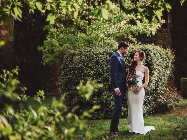 Il matrimonio di Joshua e Melissa a Montepulciano, Siena 24