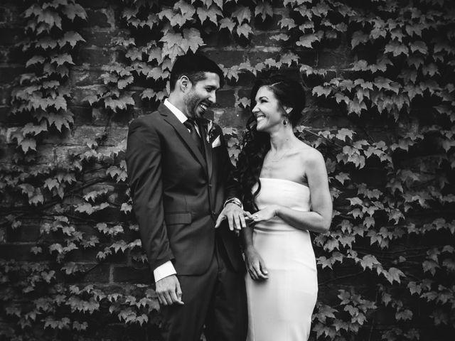 Il matrimonio di Joshua e Melissa a Montepulciano, Siena 26