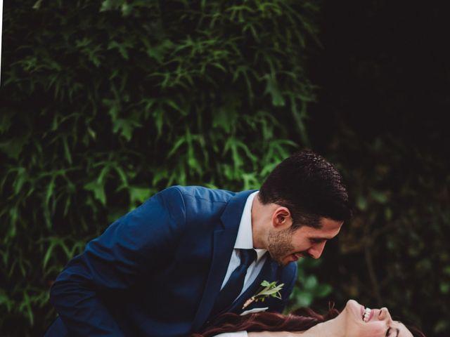 Il matrimonio di Joshua e Melissa a Montepulciano, Siena 27