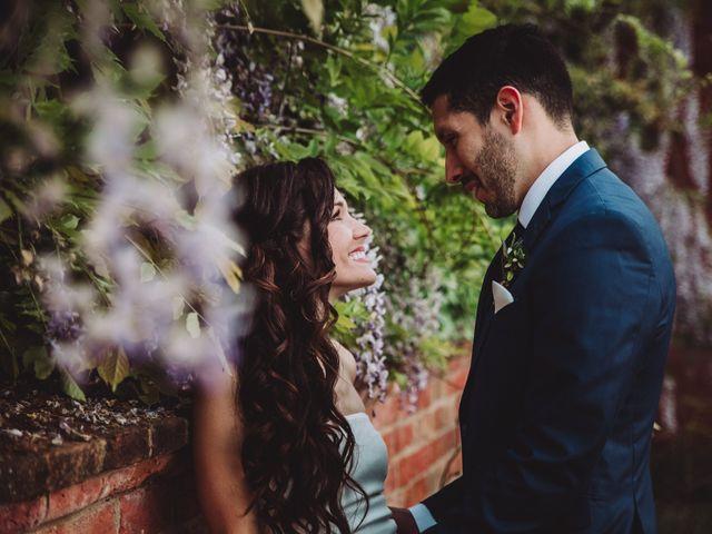 Il matrimonio di Joshua e Melissa a Montepulciano, Siena 29