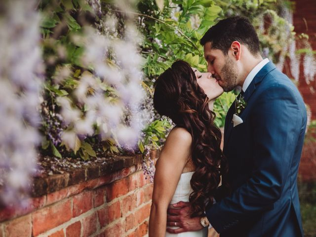 Il matrimonio di Joshua e Melissa a Montepulciano, Siena 30