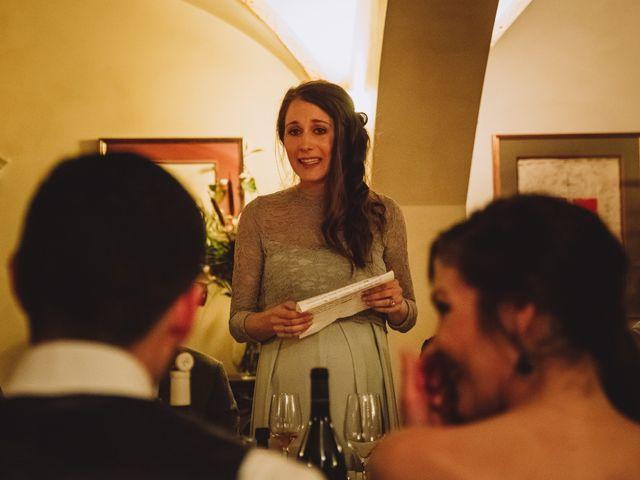 Il matrimonio di Joshua e Melissa a Montepulciano, Siena 40