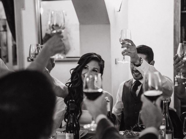Il matrimonio di Joshua e Melissa a Montepulciano, Siena 43
