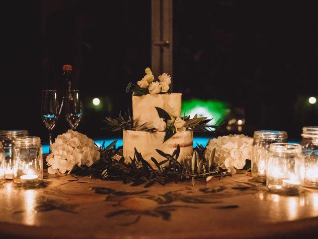 Il matrimonio di Joshua e Melissa a Montepulciano, Siena 44