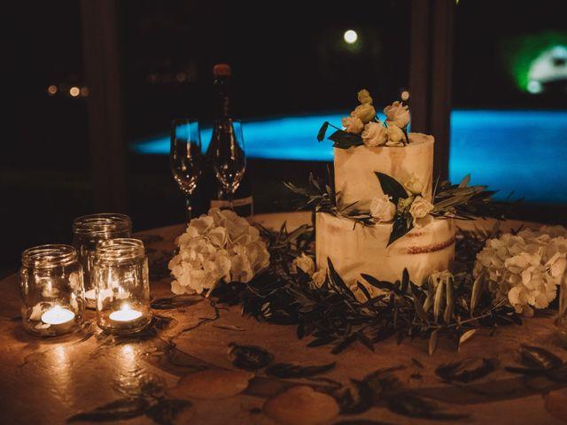 Il matrimonio di Joshua e Melissa a Montepulciano, Siena 46