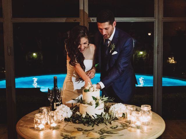 Il matrimonio di Joshua e Melissa a Montepulciano, Siena 47