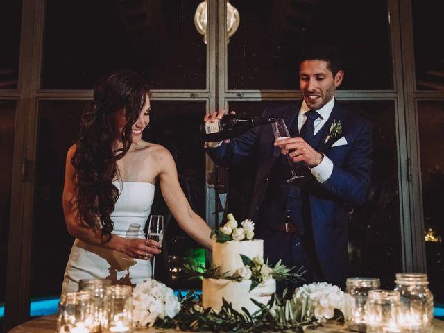 Il matrimonio di Joshua e Melissa a Montepulciano, Siena 49