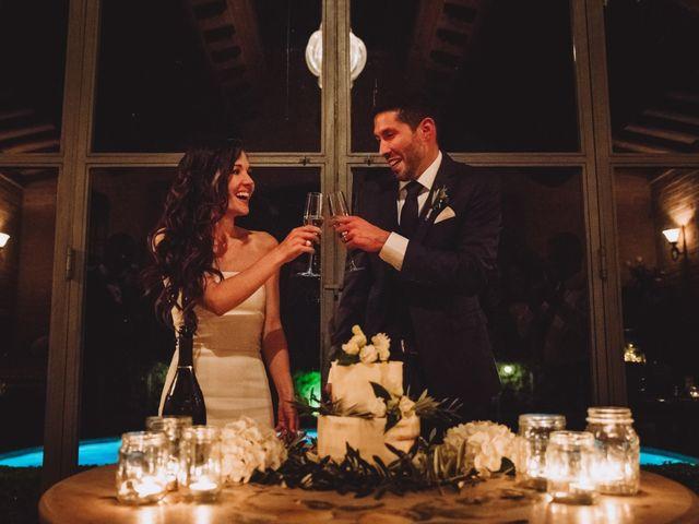 Il matrimonio di Joshua e Melissa a Montepulciano, Siena 50