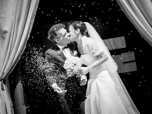 Il matrimonio di Roberto e Francesca a Trescore Balneario, Bergamo 16