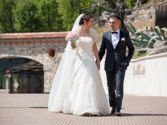 Il matrimonio di Roberto e Francesca a Trescore Balneario, Bergamo 18