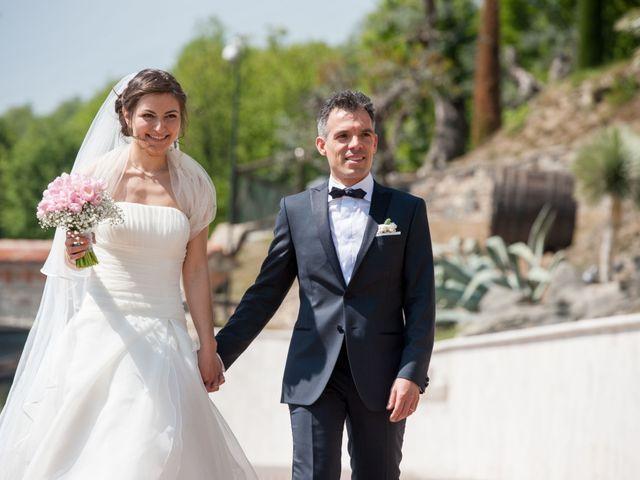 Il matrimonio di Roberto e Francesca a Trescore Balneario, Bergamo 19