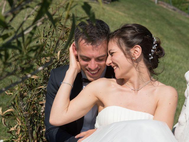 Il matrimonio di Roberto e Francesca a Trescore Balneario, Bergamo 25