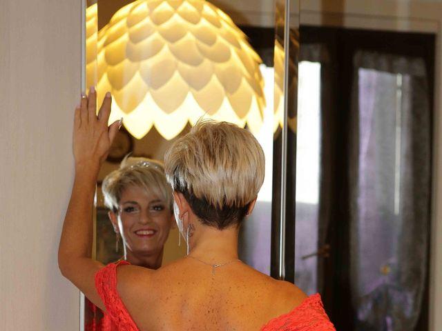 Il matrimonio di Leo e Lara a Samarate, Varese 3