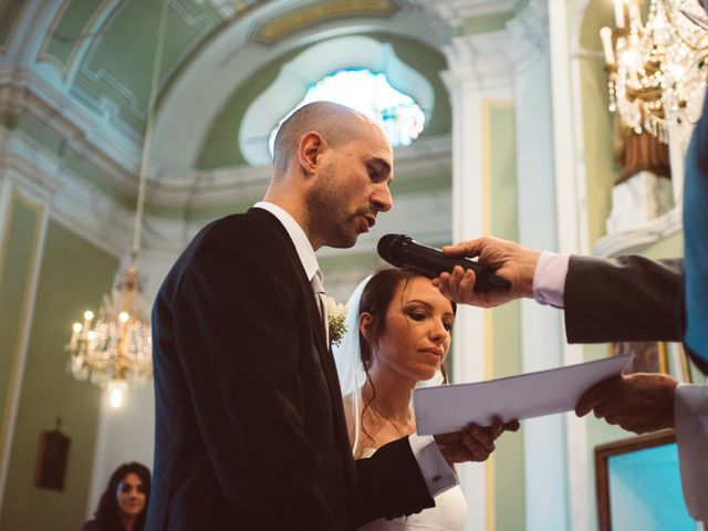 Il matrimonio di Emanuele e Emanuela a Gavi, Alessandria 7