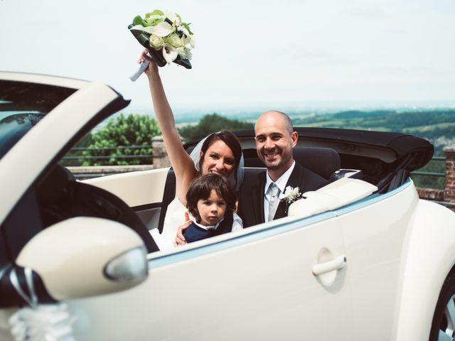 Il matrimonio di Emanuele e Emanuela a Gavi, Alessandria 17