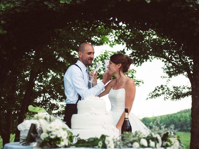 Il matrimonio di Emanuele e Emanuela a Gavi, Alessandria 1