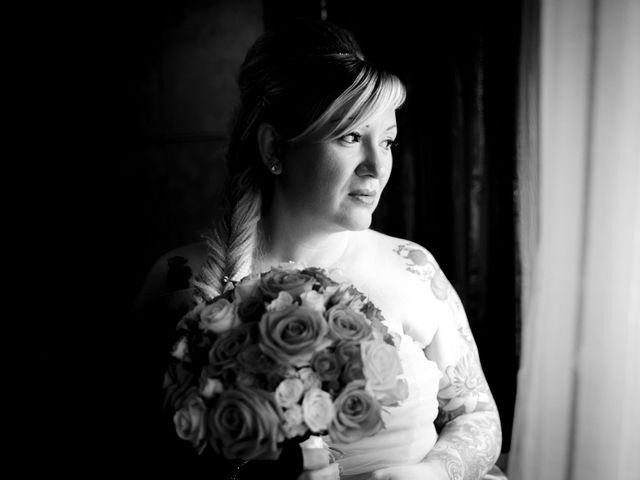 Il matrimonio di Davide e Sandy a San Felice sul Panaro, Modena 3