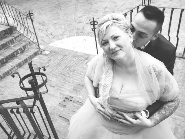 Il matrimonio di Davide e Sandy a San Felice sul Panaro, Modena 7