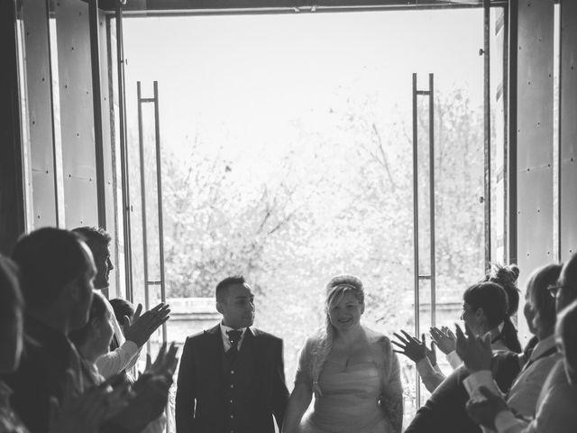 Il matrimonio di Davide e Sandy a San Felice sul Panaro, Modena 12