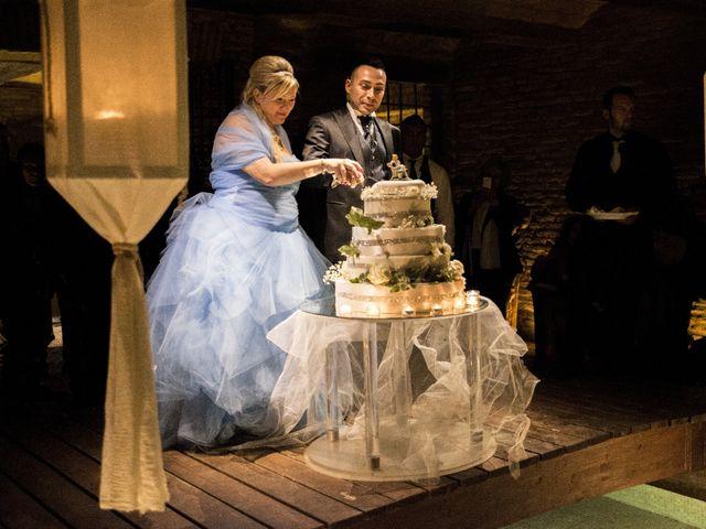 Il matrimonio di Davide e Sandy a San Felice sul Panaro, Modena 15