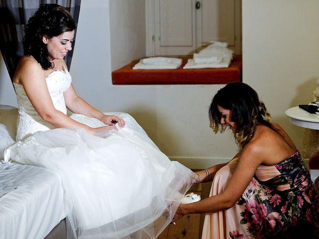 Il matrimonio di Marco e Claudia a San Gemini, Terni 4
