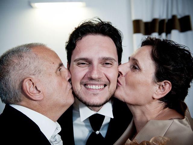 Il matrimonio di Marco e Claudia a San Gemini, Terni 16