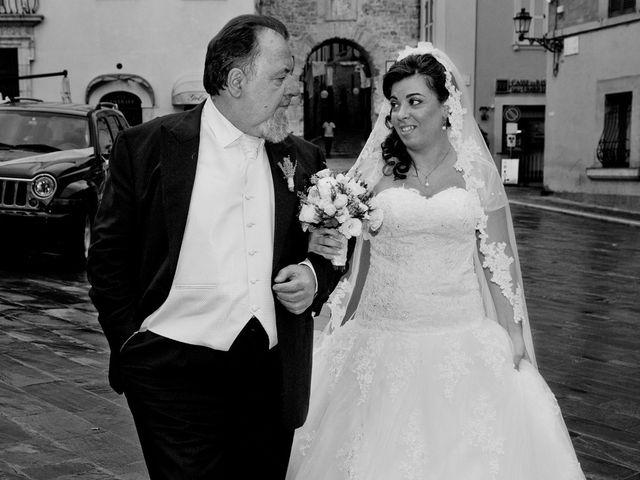 Il matrimonio di Marco e Claudia a San Gemini, Terni 18