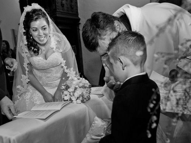 Il matrimonio di Marco e Claudia a San Gemini, Terni 21