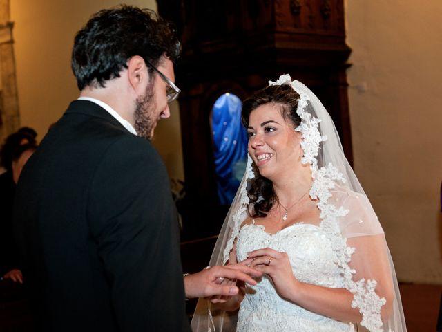 Il matrimonio di Marco e Claudia a San Gemini, Terni 23