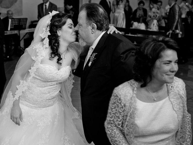 Il matrimonio di Marco e Claudia a San Gemini, Terni 25