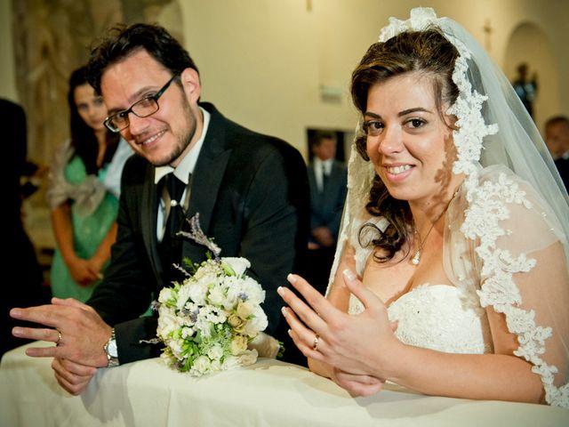 Il matrimonio di Marco e Claudia a San Gemini, Terni 26