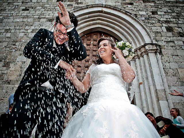 Il matrimonio di Marco e Claudia a San Gemini, Terni 29