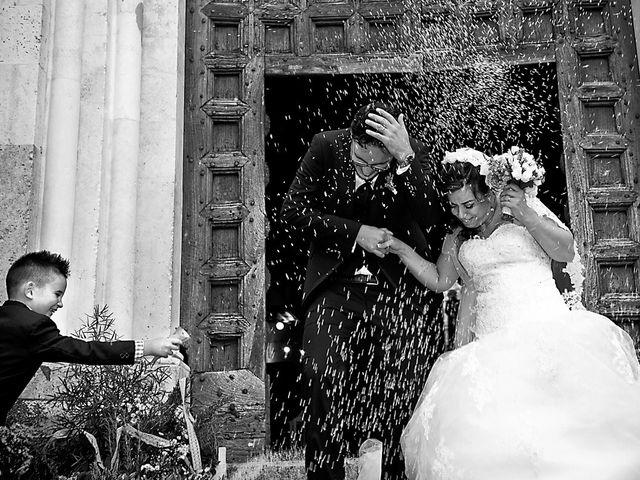 Il matrimonio di Marco e Claudia a San Gemini, Terni 30