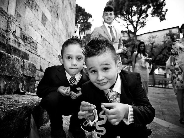 Il matrimonio di Marco e Claudia a San Gemini, Terni 31