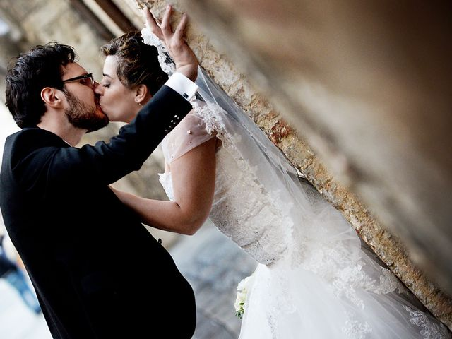 Il matrimonio di Marco e Claudia a San Gemini, Terni 32