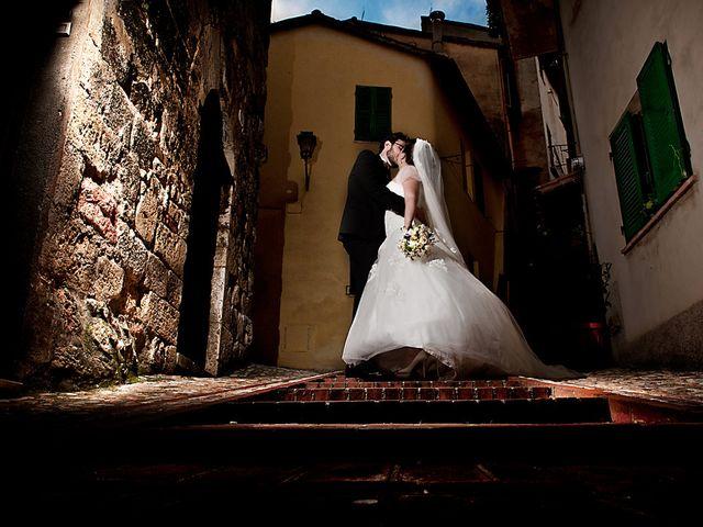 Il matrimonio di Marco e Claudia a San Gemini, Terni 33