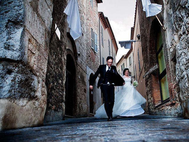 Il matrimonio di Marco e Claudia a San Gemini, Terni 34