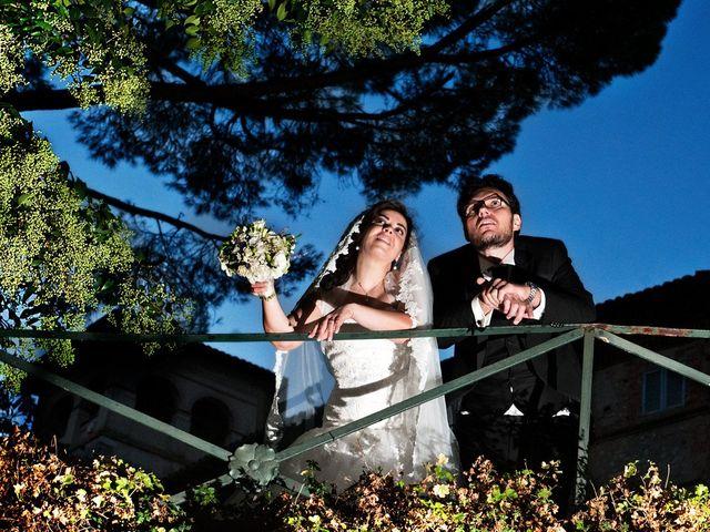 Il matrimonio di Marco e Claudia a San Gemini, Terni 36
