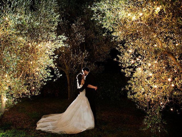 Il matrimonio di Marco e Claudia a San Gemini, Terni 39