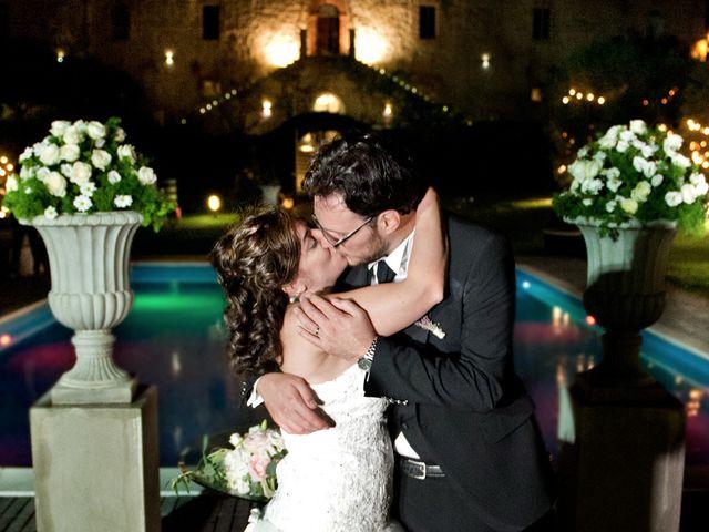 Il matrimonio di Marco e Claudia a San Gemini, Terni 43