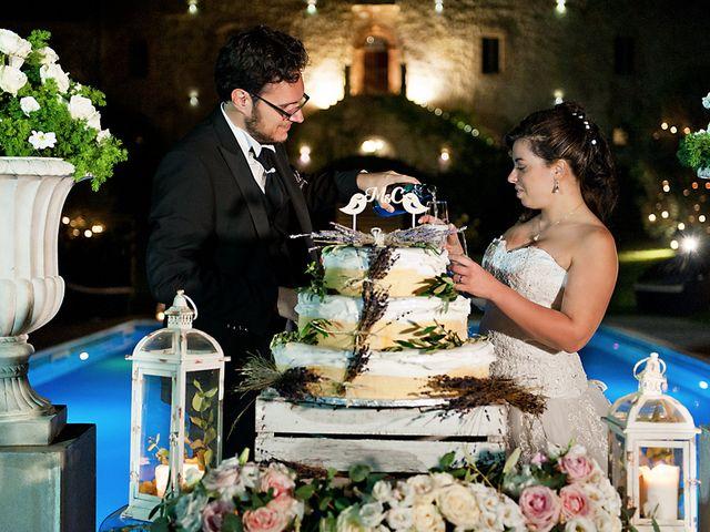 Il matrimonio di Marco e Claudia a San Gemini, Terni 45